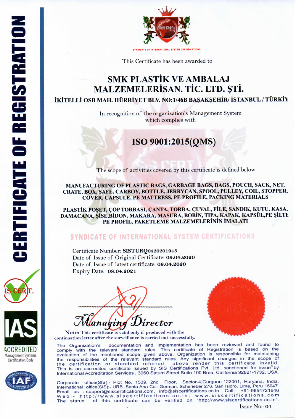 SMK-ISO-9001